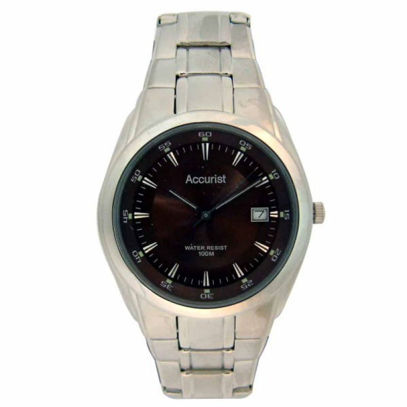 Mens Accurist Watch MB539BR