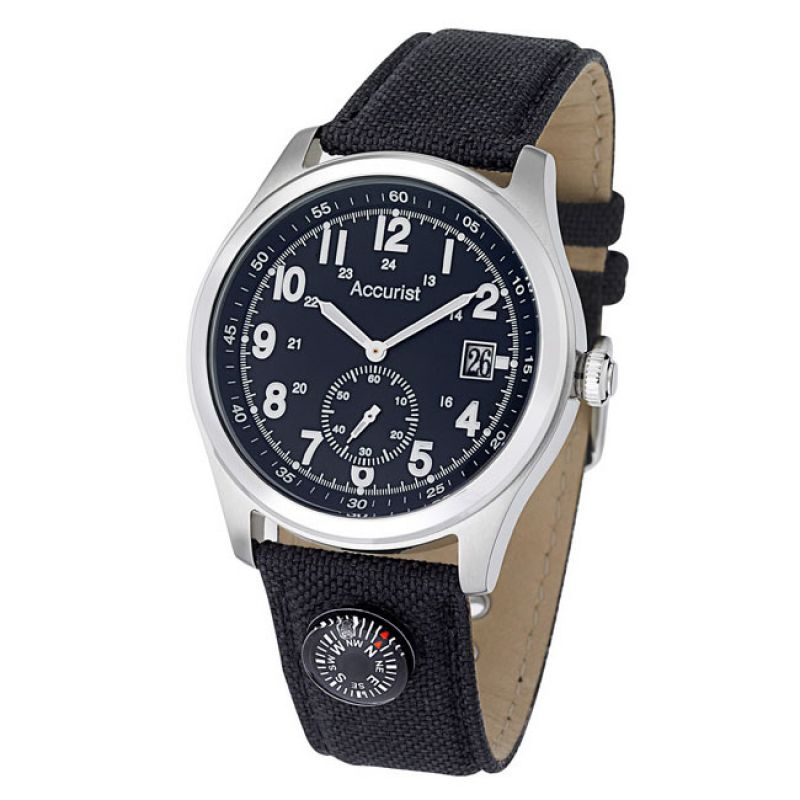 Mens Accurist Watch MS614B