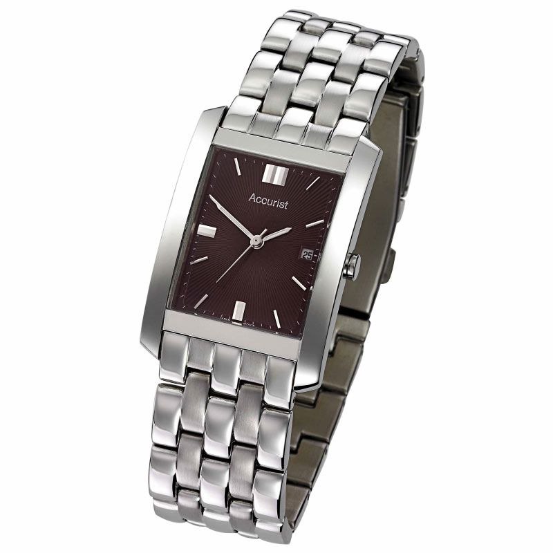 Mens Accurist Watch MB549BR