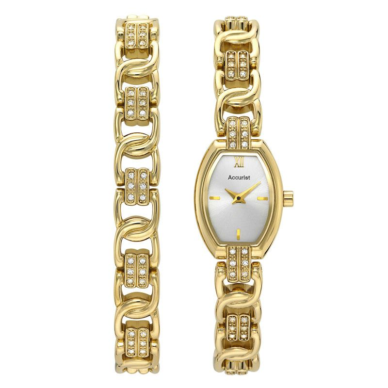 Ladies Accurist Watch LB1193S