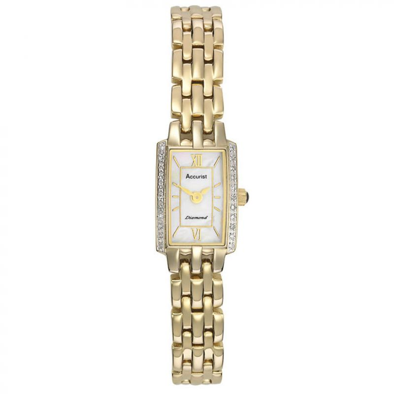 Ladies Accurist Watch LB1151