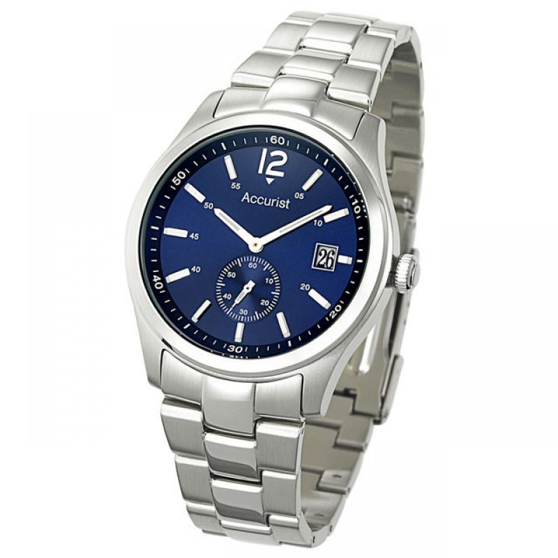 Mens Accurist Watch MB613N