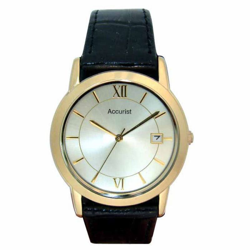 Mens Accurist Watch MS562G
