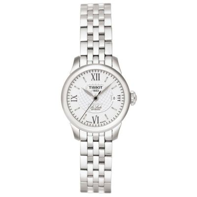 Tissot T-Classic Le Locle Damenuhr in Silber T41118333