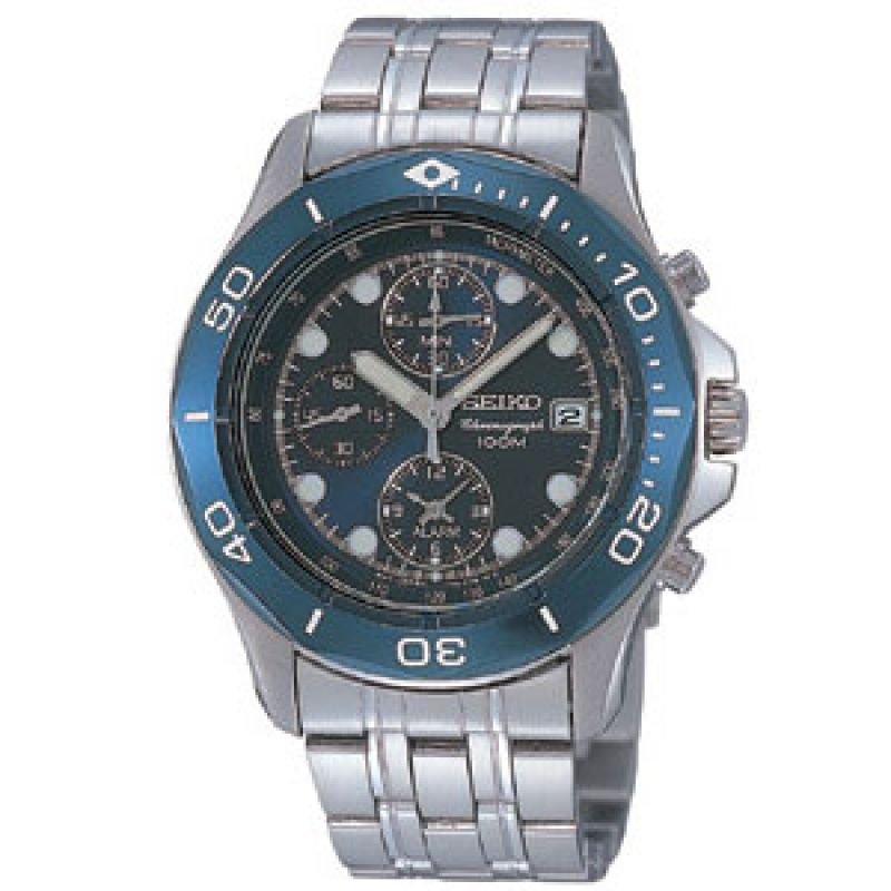 Mens Seiko Watch SNA793