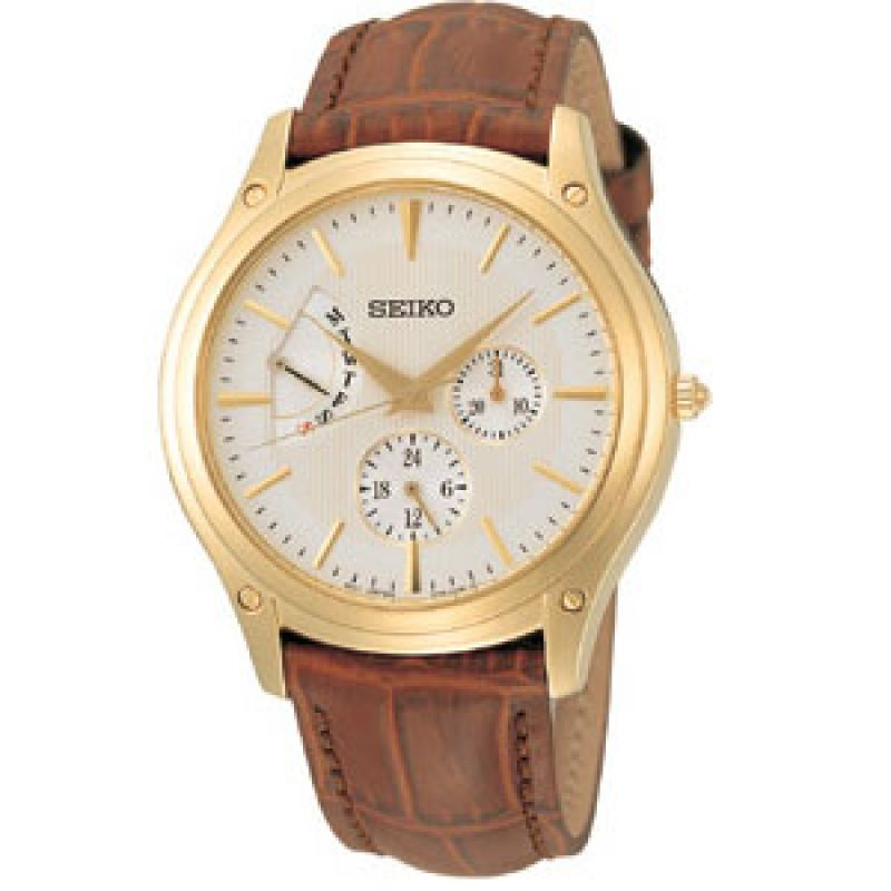 Mens Seiko Watch SNT006