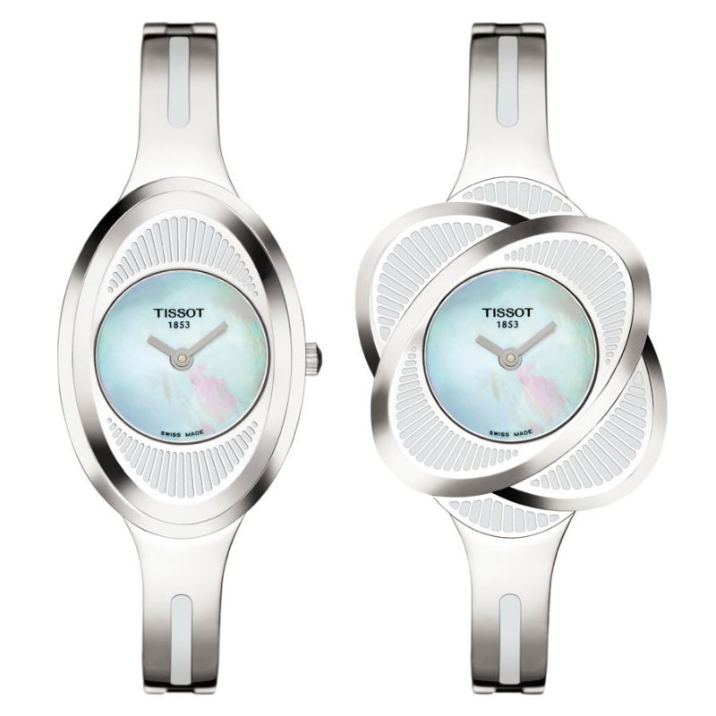 Ladies Tissot Precious Flower Watch T03108580