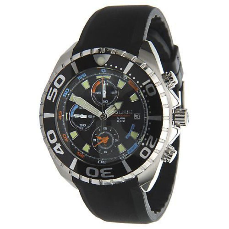 Mens Police Watch 10659JS/02