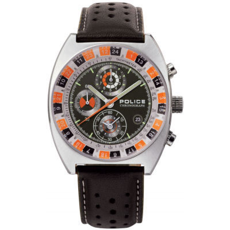 Mens Police Watch 10968JS/02A