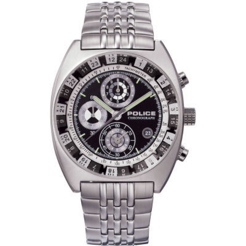 Mens Police Watch 10968JS/02M