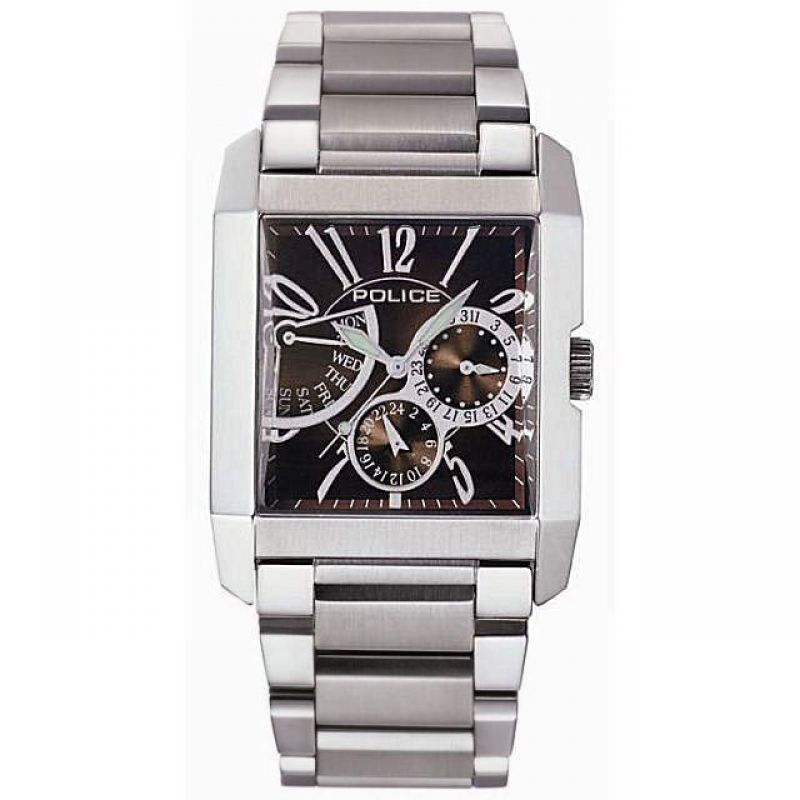Mens Police Side Avenue Chronograph Watch 10966MS/12M