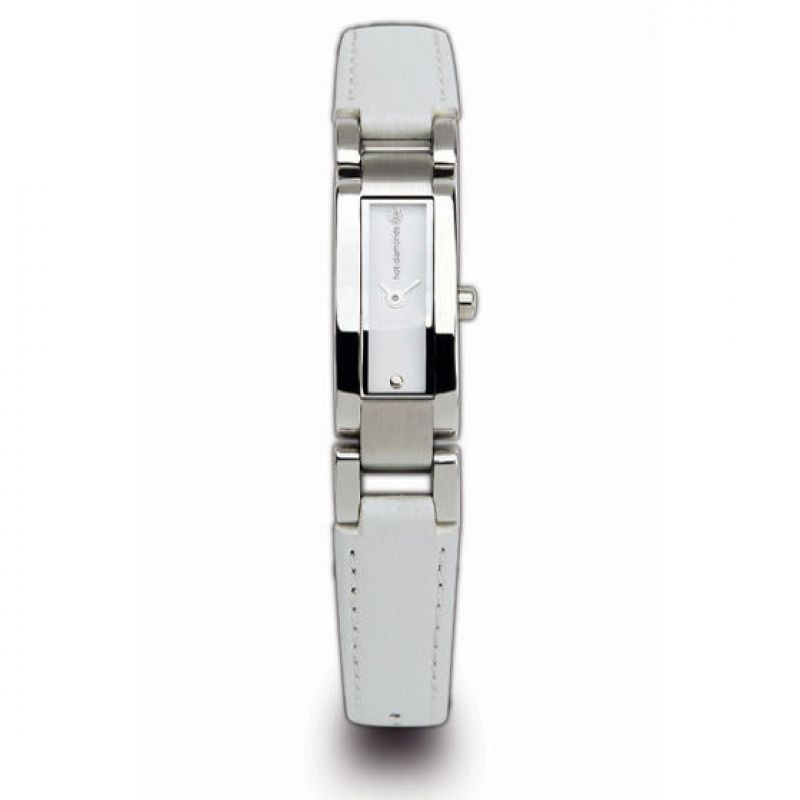 Ladies Hot Diamonds Stainless Steel T037