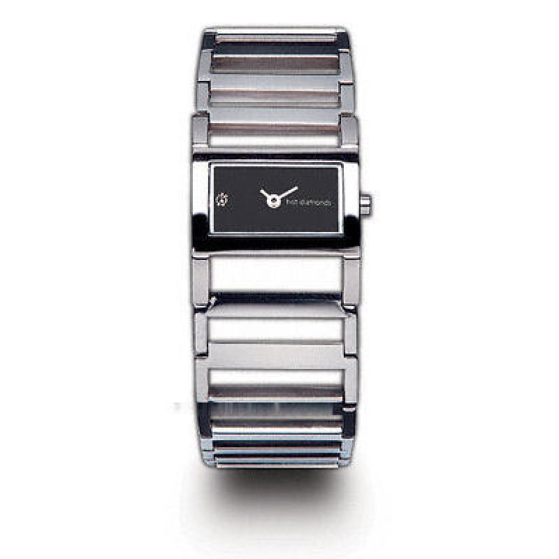 Ladies Hot Diamonds Stainless Steel T023