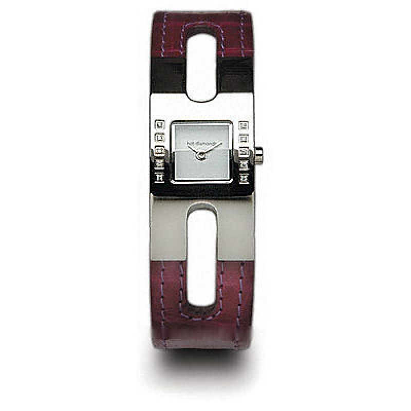Ladies Hot Diamonds Stainless Steel T007