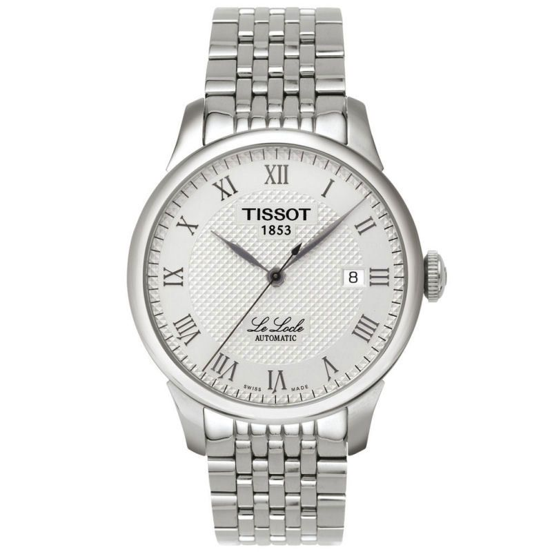 Mens Tissot Le Locle Automatic Watch T41148333