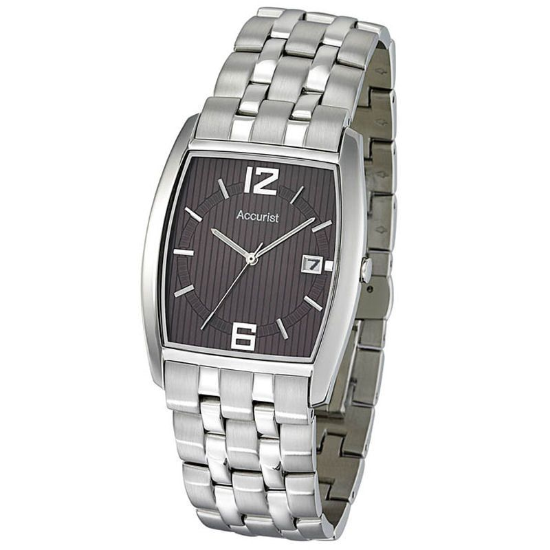 Mens Accurist Watch MB744BR