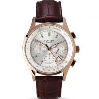 Mens Sekonda Rose Chronograph Watch 3847