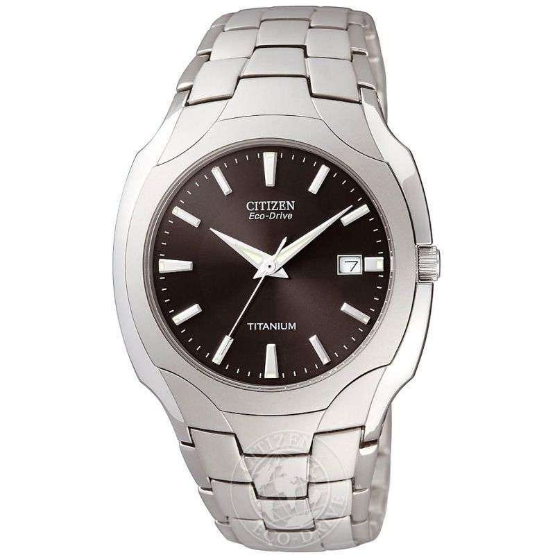 Mens Citizen Titanium Watch