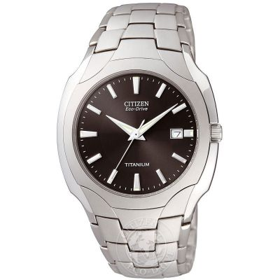 Citizen Herrenuhr in Silber BM6560-54H