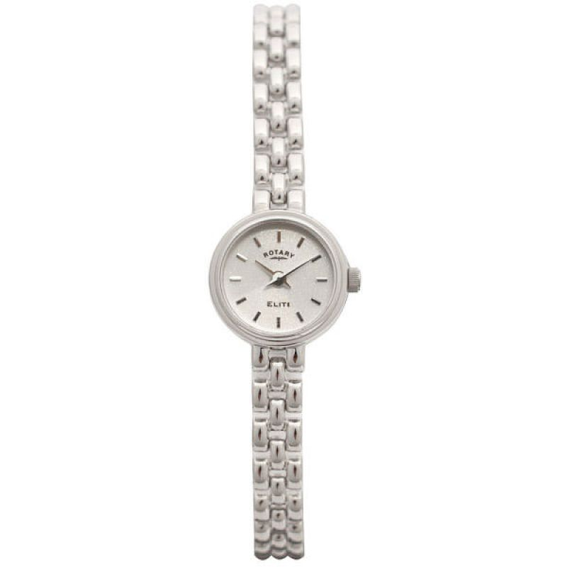 Ladies Rotary Silver Watch LB20206/06