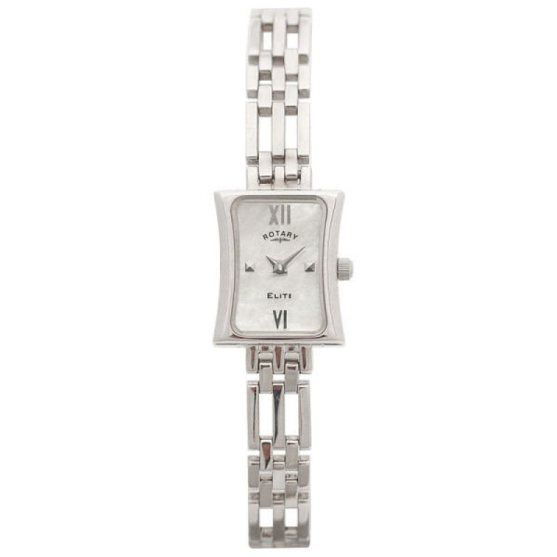 Ladies Rotary Silver Watch LB20209/41