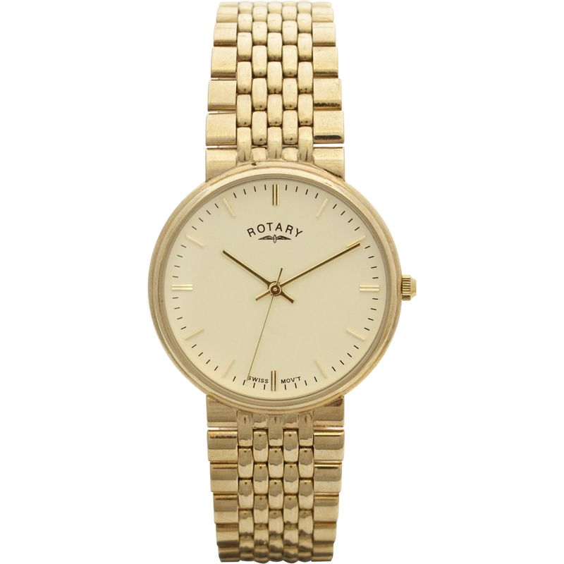 Ladies Rotary 9ct Gold Watch LB11529/03
