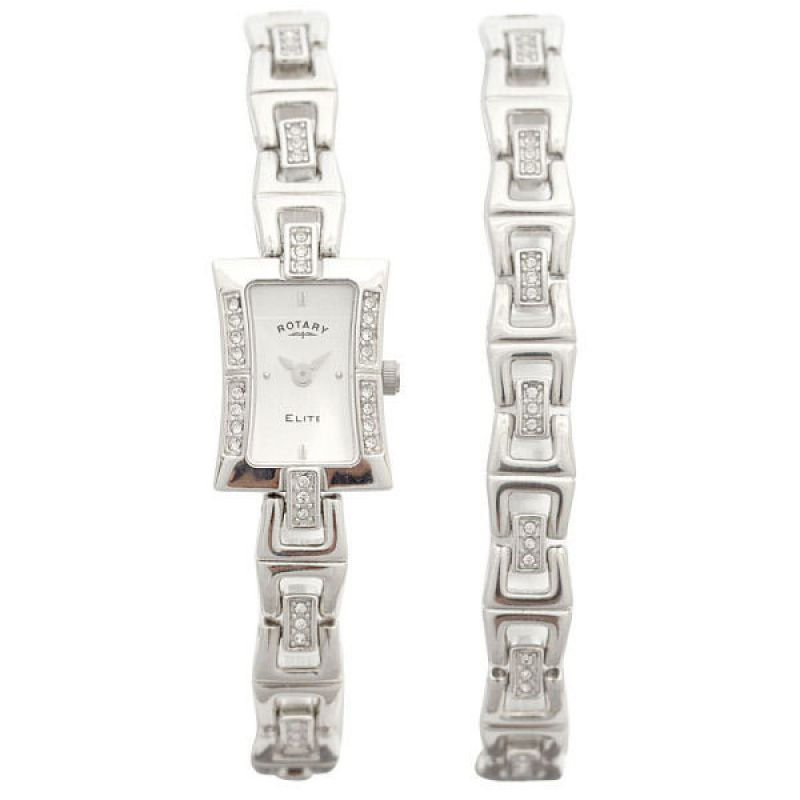 Ladies Rotary Watch LB20067/BR/06