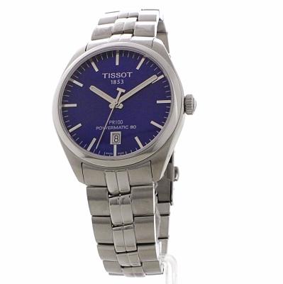 Gents Tissot Pr100 Powermatic 80 Watch T1014071104100 Watchshop Com