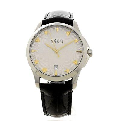 dbb0458081d ... Unisex Gucci G-Timeless Automatic Watch YA126468. Gucci. YA126468. We  Price Match! Seen it cheaper  Submit a request. magic360