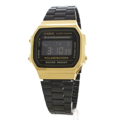 f77dd34b6fcd Unisex Casio Classic Leisure Alarm Chronograph Watch (A168WEGB-1BEF ...