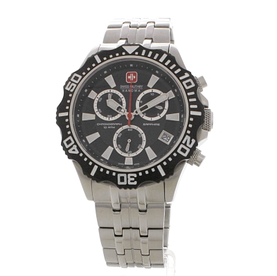 Gents Swiss Military Hanowa Patrol Chrono Chronograph Watch (06 ... a4c4dc809d4