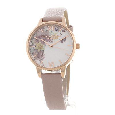 9a2247437e19 ... Enchanted Garden Vegan Rose Sand & Rose Gold Watch. Olivia Burton.  OB16EG100. We Price Match! Seen it cheaper? Submit a request. magic360