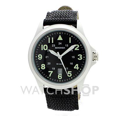 5579b32e0 Gents Sekonda Aviator Watch (3347) | WatchShop.com™