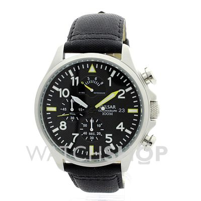 gents pulsar chronograph watch ps6053x1 watchshop com rh watchshop com pulsar watch instruction manual pulsar digital watch instruction manual