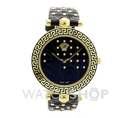 Ladies Versace Vanitas Watch Vk7030013 Watchshop