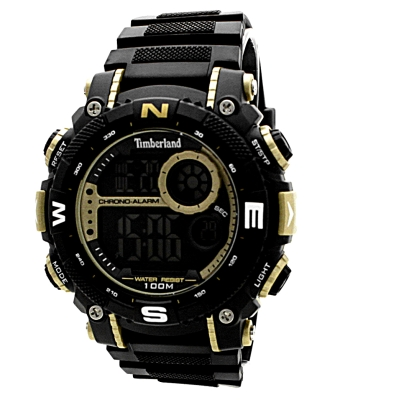 Mens Timberland Tremont Alarm Chronograph Watch 14503JPBG02