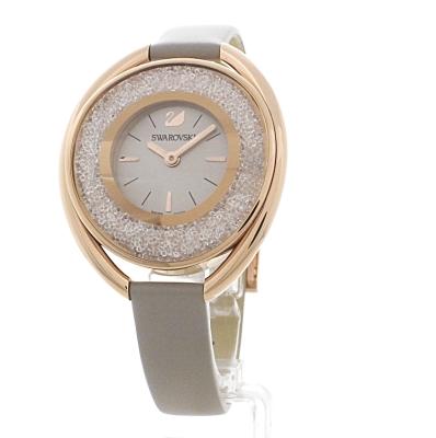 Ladies Swarovski Crystalline Oval Watch (5158544)  41cc81b8d