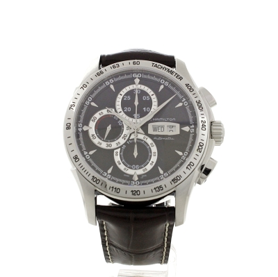 Mens Hamilton Lord Hamilton Automatic Chronograph Watch H32816531