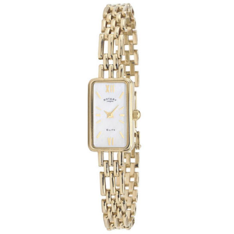 Ladies Rotary 9ct Gold Watch LB10215/07