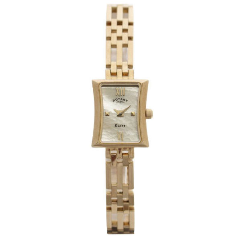 Ladies Rotary 9ct Gold Watch LB10209/07