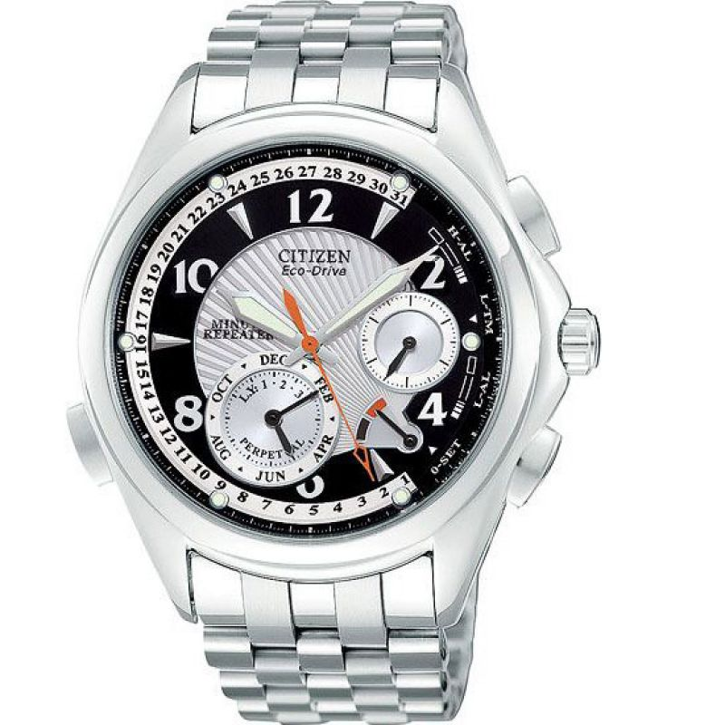 Mens Citizen Alarm Watch BL9000-59F