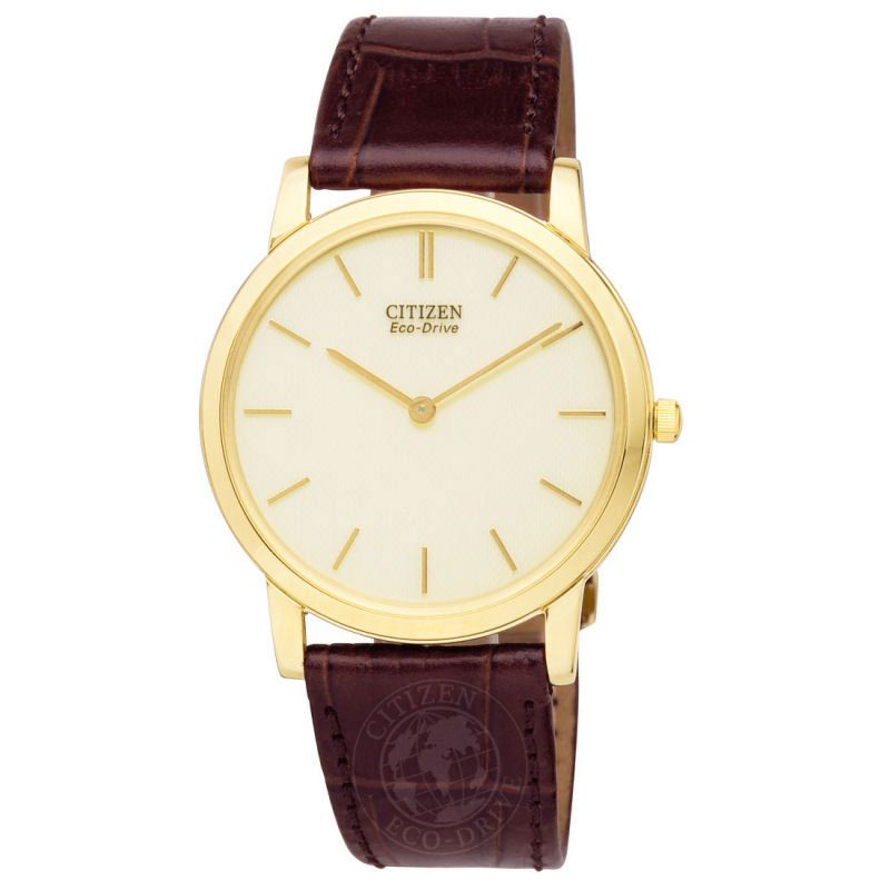 Mens Citizen Stiletto Watch AR1062-03P