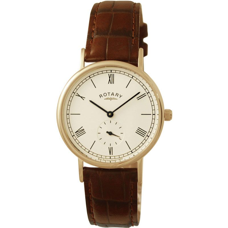 Mens Rotary Vintage Watch GS02389/32