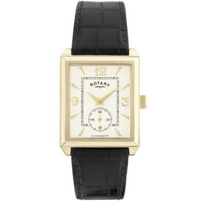 Mens Rotary Vintage Watch GS02398/32