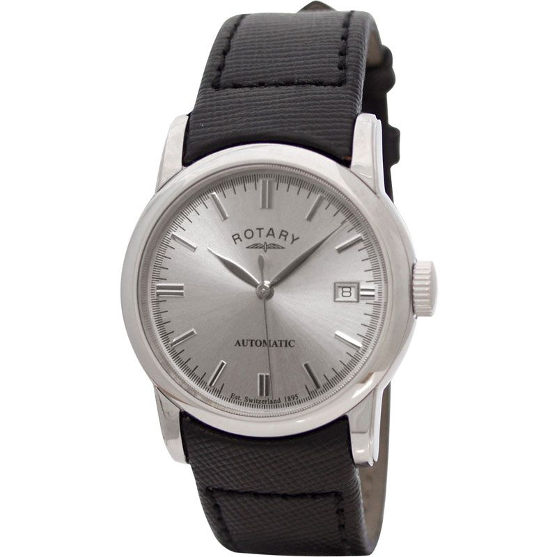 Mens Rotary Vintage Automatic Automatic Watch GS02383/28