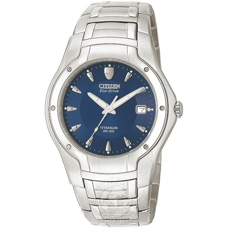 Mens Citizen Titanium Watch BM0900-51L