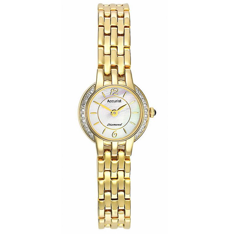 Ladies Accurist Watch LB1115P