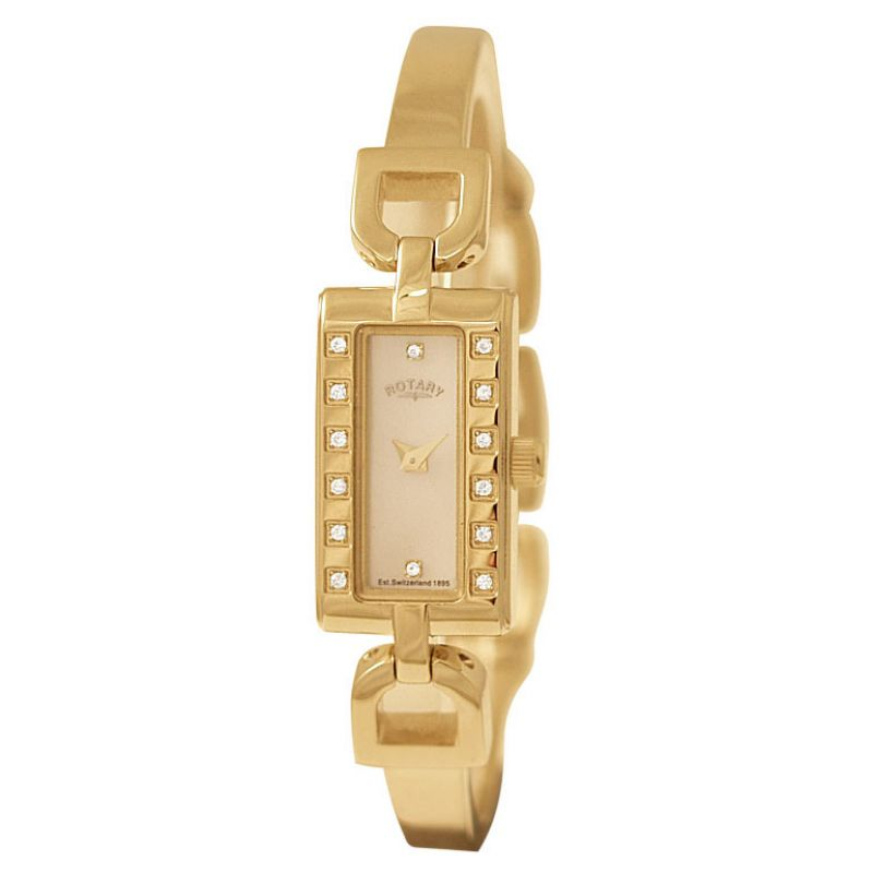 Ladies Rotary Rocks Diamond Watch RLB00015/41