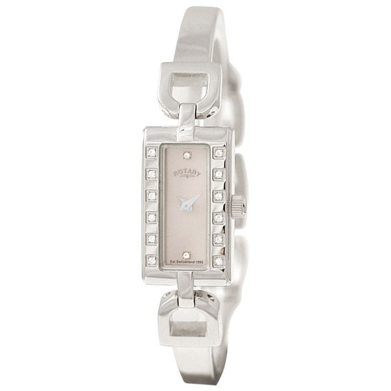 Ladies Rotary Rocks Diamond Watch RLB00013/41