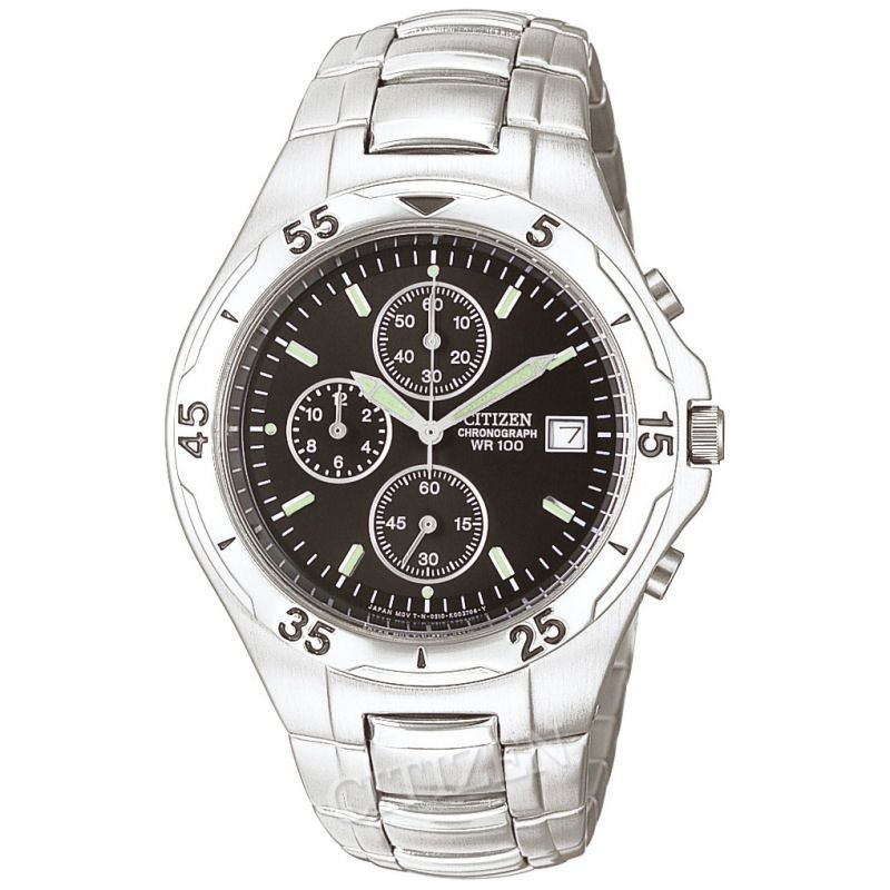 Mens Citizen Chronograph Watch AN3160-50E